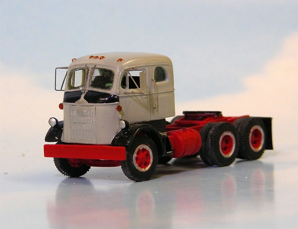 Sylvan Scale Vehicles 1948 Ford Truck Cast S V